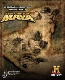 Exploração Maia - Poster / Capa / Cartaz - Oficial 1