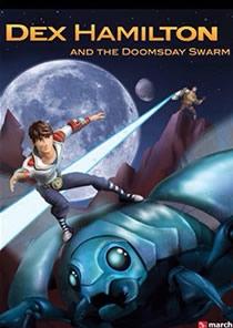 Dex Hamilton e os Insetos Alienígenas  - Poster / Capa / Cartaz - Oficial 1