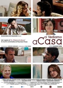 Ci Vediamo A Casa - Poster / Capa / Cartaz - Oficial 1