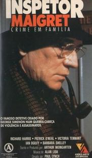 Inspetor Maigret - Crime em Família - Poster / Capa / Cartaz - Oficial 1