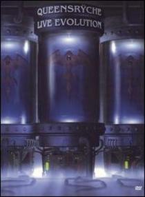 Queensryche - Live Evolution - Poster / Capa / Cartaz - Oficial 1
