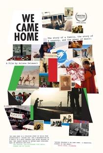 We Came Home - Poster / Capa / Cartaz - Oficial 1
