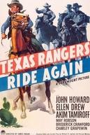 A Volta dos Mosqueteiros (Texas Rangers Ride Again)