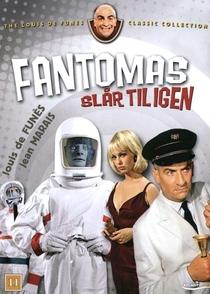 A Volta de Fantomas - Poster / Capa / Cartaz - Oficial 1