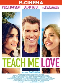 Ensina-me o Amor - Poster / Capa / Cartaz - Oficial 5