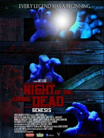 Night of the Living Dead: Genesis - Poster / Capa / Cartaz - Oficial 2
