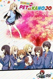 Sakurasou no Pet na Kanojo - Poster / Capa / Cartaz - Oficial 1