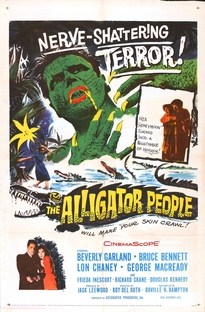 The Alligator People - Poster / Capa / Cartaz - Oficial 5