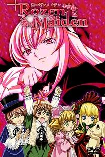 Rozen Maiden (1ª Temporada) - Poster / Capa / Cartaz - Oficial 3