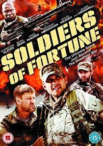 Soldados da Fortuna - Poster / Capa / Cartaz - Oficial 3