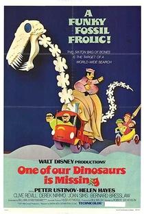 Está Faltando um de Nossos Dinossauros - Poster / Capa / Cartaz - Oficial 2