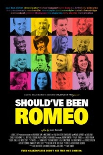 Should've Been Romeo - Poster / Capa / Cartaz - Oficial 1