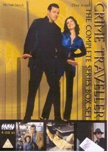 Crime Traveller - Poster / Capa / Cartaz - Oficial 1
