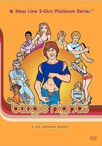 Boogie Nights - Prazer Sem Limites - Poster / Capa / Cartaz - Oficial 2