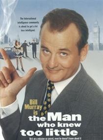O Homem Que Sabia de Menos - Poster / Capa / Cartaz - Oficial 1