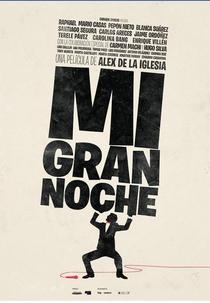 A Minha Grande Noite - Poster / Capa / Cartaz - Oficial 2