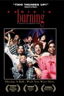 Paris is Burning - Poster / Capa / Cartaz - Oficial 7