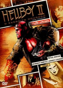 Hellboy II: O Exército Dourado - Poster / Capa / Cartaz - Oficial 7