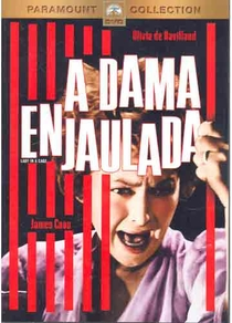 A Dama Enjaulada - Poster / Capa / Cartaz - Oficial 3