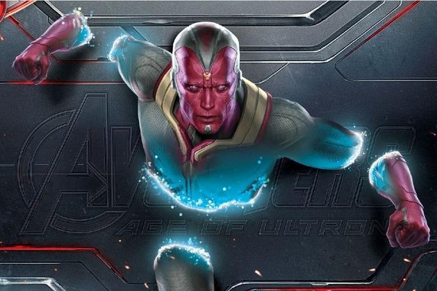 Vingadores 2: artes promocionais revelam origens de Ultron e Visão