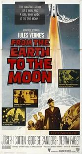 Da Terra à Lua - Poster / Capa / Cartaz - Oficial 1