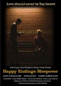 Happy Endings Sleepover - Poster / Capa / Cartaz - Oficial 1