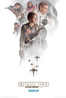 Rogue One: Uma História Star Wars - Poster / Capa / Cartaz - Oficial 5