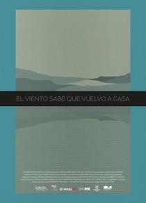 O Vento Sabe Que Volto à Casa - Poster / Capa / Cartaz - Oficial 1