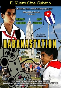 Habanastation - Poster / Capa / Cartaz - Oficial 2