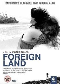 Terra Estrangeira - Poster / Capa / Cartaz - Oficial 3