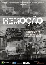Remoção - Poster / Capa / Cartaz - Oficial 1