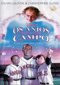 Os Anjos Entram em Campo - Poster / Capa / Cartaz - Oficial 3