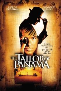 O Alfaiate do Panamá - Poster / Capa / Cartaz - Oficial 1