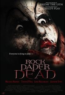 Rock Paper Dead - Poster / Capa / Cartaz - Oficial 1