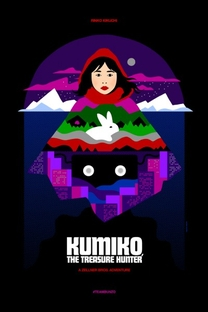 Kumiko, a Caçadora de Tesouros  - Poster / Capa / Cartaz - Oficial 4