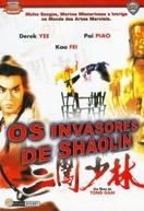 Os Invasores de Shaolin (Sam chong Siu Lam)