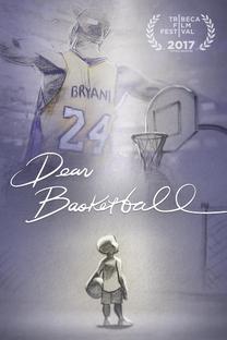 Dear Basketball - Poster / Capa / Cartaz - Oficial 1
