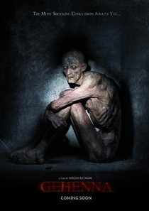 Gehenna: Onde a Morte Vive - Poster / Capa / Cartaz - Oficial 1