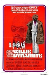 Willie Dynamite - Poster / Capa / Cartaz - Oficial 1