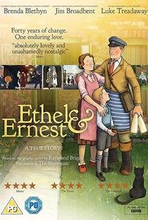 Ethel e Ernest - Poster / Capa / Cartaz - Oficial 2