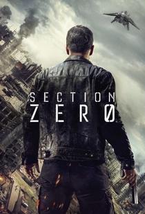 Section Zéro - Poster / Capa / Cartaz - Oficial 1