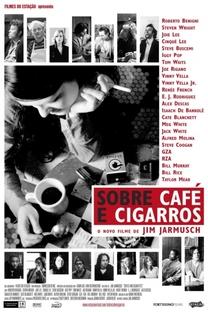 Sobre Café e Cigarros - Poster / Capa / Cartaz - Oficial 5