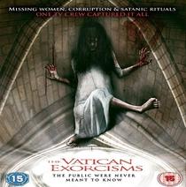 Exorcismo no Vaticano - Poster / Capa / Cartaz - Oficial 2