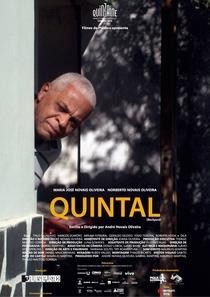 Quintal - Poster / Capa / Cartaz - Oficial 1