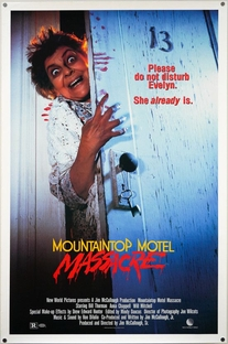 Mountaintop Motel Massacre - Poster / Capa / Cartaz - Oficial 2