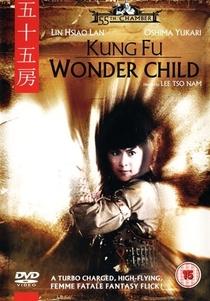 Kung Fu Wonder Child - Poster / Capa / Cartaz - Oficial 2