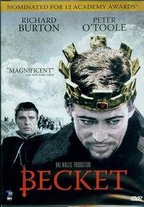 Becket, O Favorito do Rei - Poster / Capa / Cartaz - Oficial 3