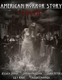 American Horror Story: Coven (3ª Temporada) - Poster / Capa / Cartaz - Oficial 12