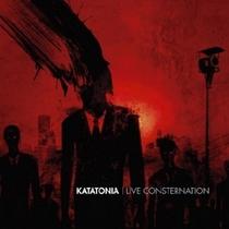 Katatonia - Live Consternation - Poster / Capa / Cartaz - Oficial 1