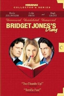 O Diário de Bridget Jones - Poster / Capa / Cartaz - Oficial 1